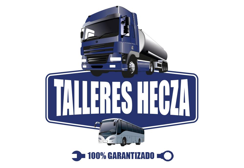 Taller de reparación de camiones y autobuses HECZA